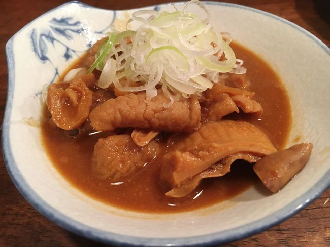 もつ煮込み、味噌!!! うま!! 煮込み もつ煮込み 味噌 新宿 東京 Tokyo Shinjuku モツ モツ