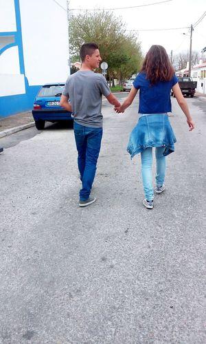 Quando se tem uma namorada perfeita...Love You ❤ She Is My Life  14