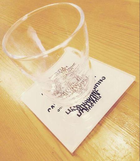 Glasscup Glassware Glass Glasswork Coaster Glasscoaster ガラスコップ コースター ガラスコースター カラス コップ Friday