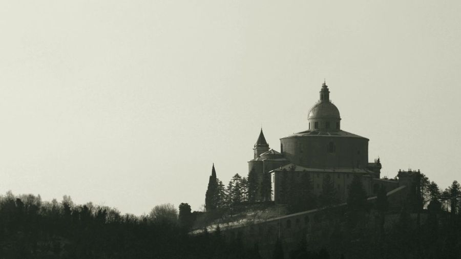 historical black and white San Luca Sanctuary in Bologna city. Historical church and pilgrimage destination in Emilia-Romagna, Italy. Bologna Bologna, Italy Italy San Luca San Luca's Church San Luca Bologna San Luca Skyline Church Cathedral Basilica Night Sunset Religion Dome Madonna Holy Mary Holy Virgin Madonna Di San Luca Dawn Built Structure Building Exterior Sky Architecture Place Of Worship Tree Building Belief Plant Spirituality Nature No People Clear Sky Day Travel Destinations Copy Space Travel History The Past Outdoors Spire