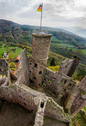 Burgruine Hanstein Burgruine Hanstein Castle Thuringia Architecture Hanstein History No People Old Ruin Outdoors Ruins Architecture Thüringen Erleben