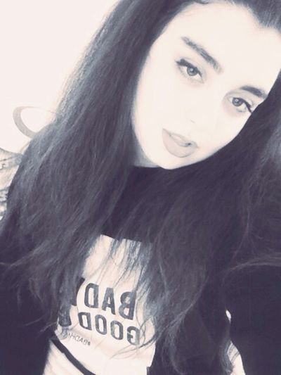 Blackandwhite My Eyes <3 Girl