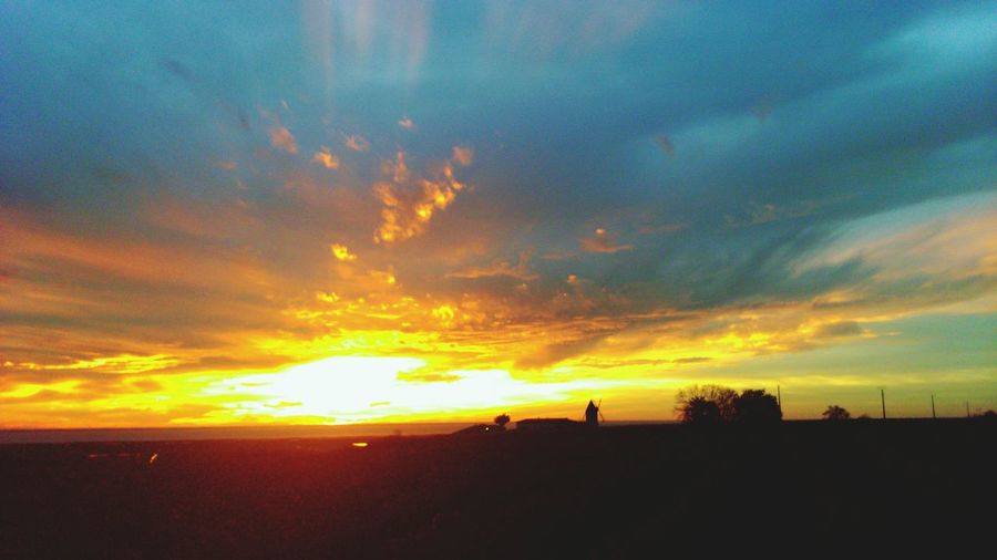 Mortagne Sunset Mageloup Charente_maritime
