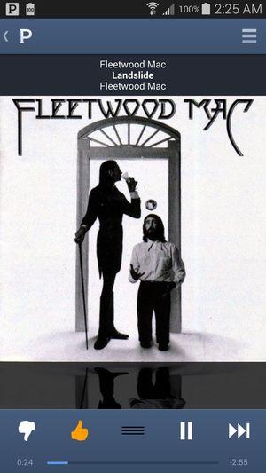Fleetwoodmac Landslide Music Universal Language