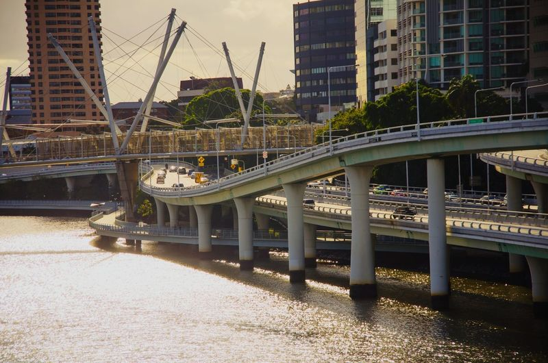 Brisbane City Motorway Cityscape City View  Brisbane River Urban Geometry Cityscapes Australia & Travel Transportation Urban Exploration Urban Architecture Architecture GetYourGuide Cityscapes City How Do We Build The World? Travel My Eyes My Australia Street Photography Wrinkles Of The City  The Great Outdoors - 2016 EyeEm Awards Street My Eyes For Architecture Schattenspiel  Shadows & Lights Shadowplay