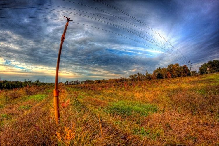 Cloudy HDR
