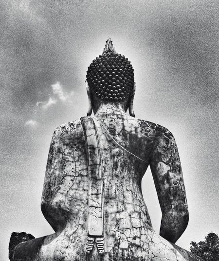 Sukothai Sukothai Thailand Thailand Buddha B&w Black & White The Portraitist - 2016 EyeEm Awards