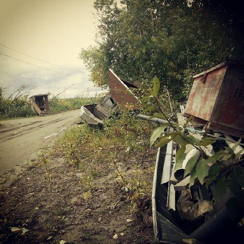 Galena Alaska Flooddestruction