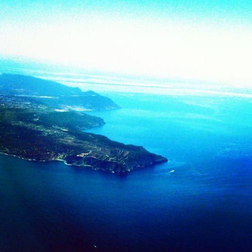sobrevoando a arrabida, flying over arrabida Portugal Arrabida Setubal Flying Fly Tapportugal Airbus Tp88