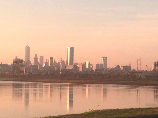 New York City New York On The Train Good Morning