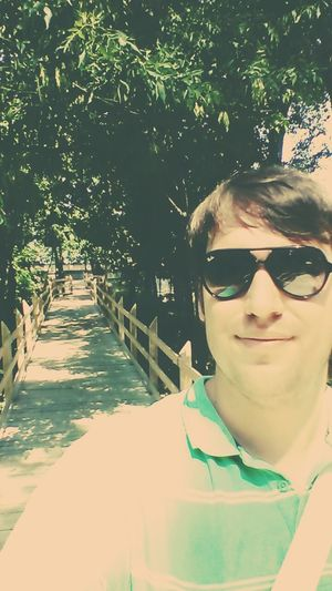 Selfie ✌ Face Walking Afternoon Nature Summer Nyår Sunshine ☀ Szeged Hungary