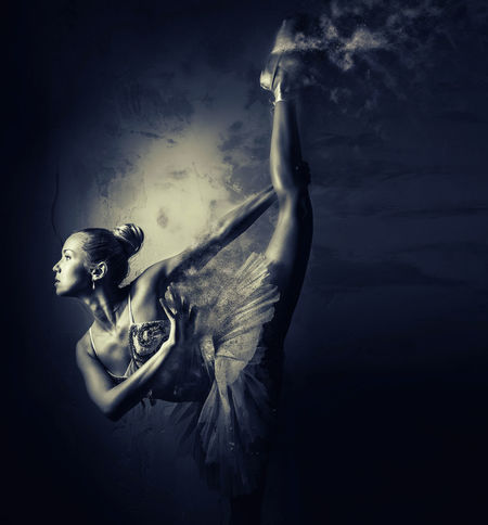 Ballerina. Black and white image with a digital effects Ballerina Effects & Filters Grace Woman Ballet Ballet Dancer Beautiful Woman Black And White Caucasian Choreography Creative Dancer Digital Digital Art Digital Art Photo Digital Artwork Digitally Altered Digitally Generated Digitally Generated Image Female Girl People Pose Young Adult Young Women