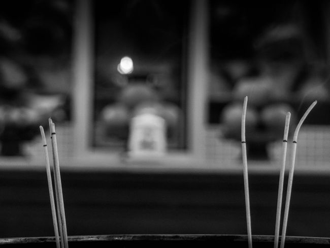 A monochromatic shot of some joss sticks at the sam poh tong buddhist temple in Cameron Highlands. Focus On Foreground No People Instagram Photographer The Week On EyeEm Photography Travel Photography EyeEm Best Shots EyeEm Selects Close-up Black And White Friday Tranquility Peace ASIA Buddhism Malaysia Temple Religion Camera Photography Photographer Teen Photographer Architecture Day EyeEm Monochrome Be. Ready.