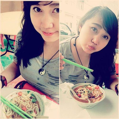Let's have lunch!!! Laksa Penangroad Penang Penangfood Mie Hot