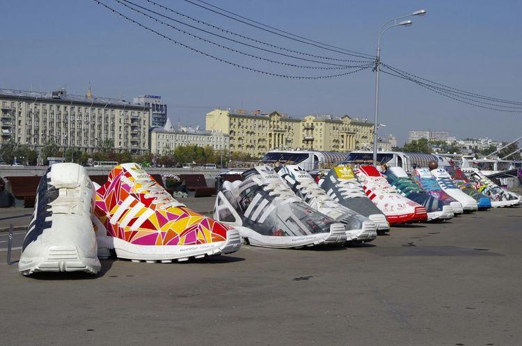ПаркГорького парк горького Strange Architecture кроссовки Gorky Park Eye4photograghy Sneakers Adidas адидас Streetphotography