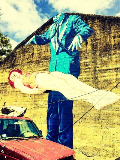 Puerto Rico Saturce Es Ley Urban Art