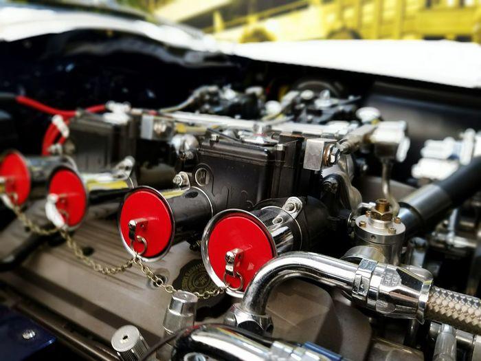 Engine. Meinautomoment