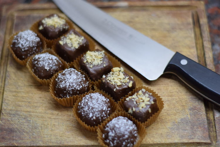 Chocolate Truffle Chocolate Truffles Cooking Cooking At Home Kitchen Knife Truffles Vegan Food Veganfood Vegan