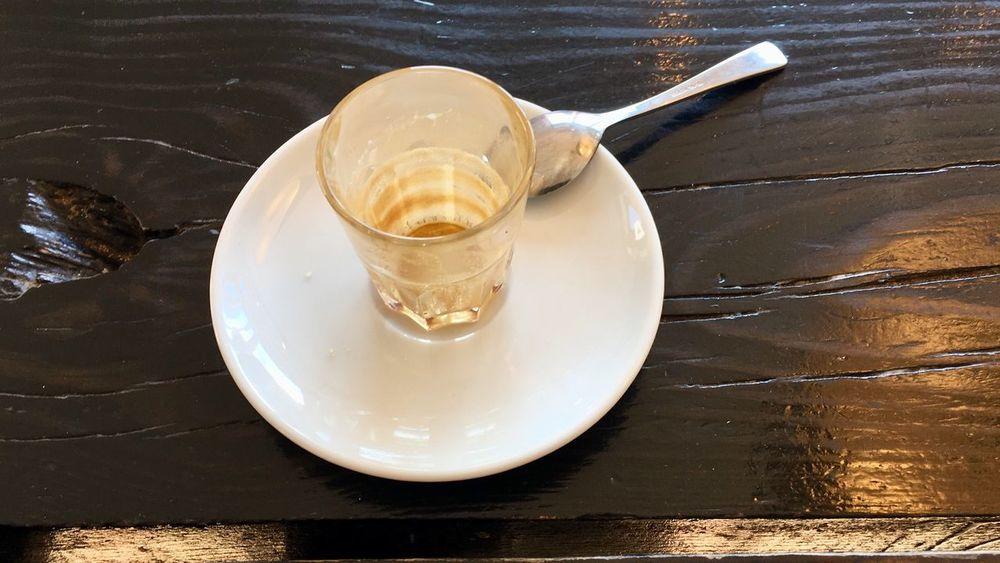 Espresso in der Milchhalle Espresso Food And Drink Table Drink Coffee - Drink Milk Indoors  Freshness
