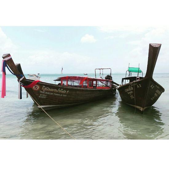 July 2015 Chicken Island Krabi Longtail Thailand ASIA Travels Voyages