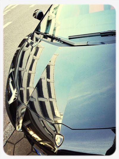 Reflection Lamborghini