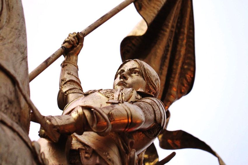 Statue Joan Of Arc