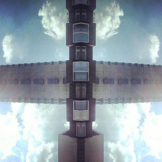 Symmetry Symmetryporn Symmetrybuff Abstracting_architects mirrorgram selondon