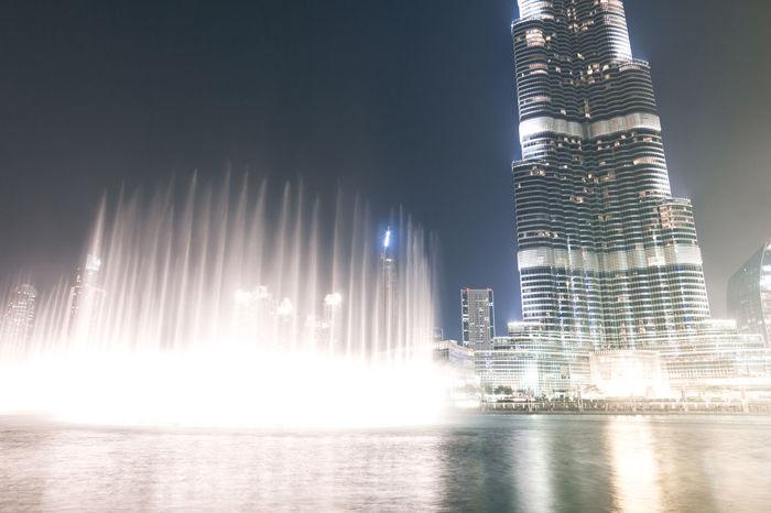 Burj Khalifa Dubai Dubai Fountain