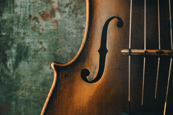 part of old violin Art Brown Classical Close-up Craftsmanship  Detail Details Fiddle Focus On Foreground Folk Instrument Music Instrument Part Of Rare Selective Focus Shapes And Forms Texture Violin Violin Strings Violine  Weathered Wood - Material