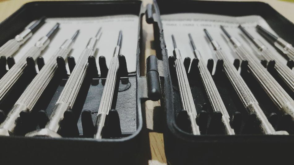 Everything In Its Place Tools Wrenches Wrench  Screwdrivers Screwdriver Box Set