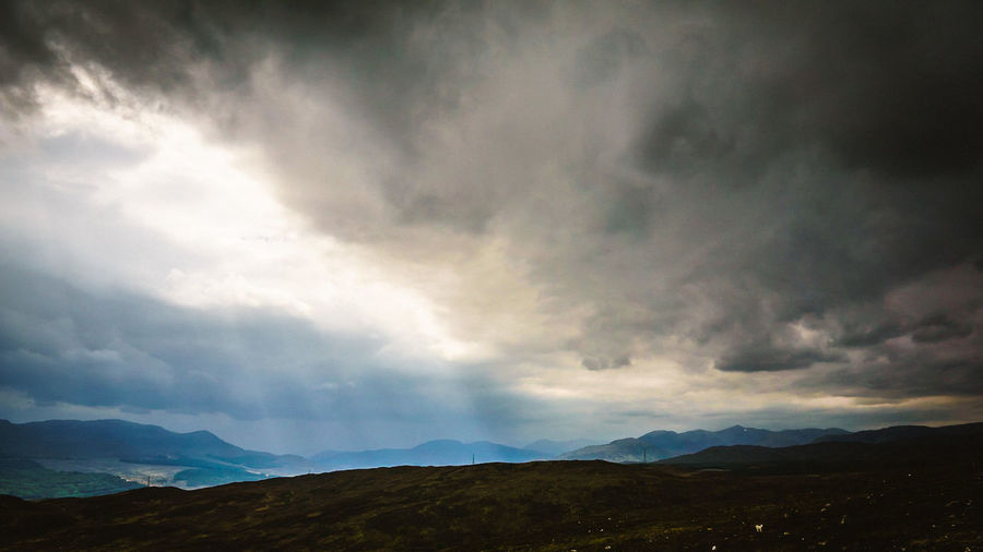Beauty In Nature Cloud - Sky Day Dundreggan Landscape Landscape Photography Landscape_Collection Landscape_photography Landscapes Moody Sky Moodygrams Mountain Mountain Range Nature No People Outdoors Scenics Scotland Scotland Highlands Scotland Wild Landscape Scotland 💕 Sky The Great Outdoors - 2017 EyeEm Awards Tranquil Scene Tranquility The Great Outdoors - 2018 EyeEm Awards