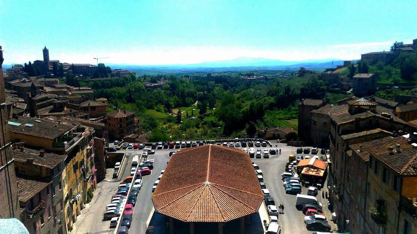 Newshot Simmetrical Simmetric Sunny Day Italy Toscany Siena The Architect - 2017 EyeEm Awards
