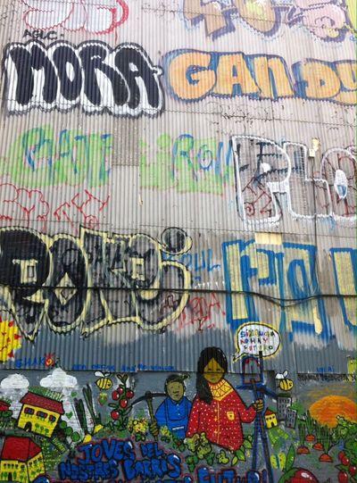 Streetphotography Graffiti