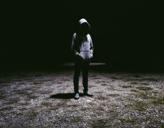 Who are you? Zenfone Photography EyeEm Best Shots Eyeem Philippines Zamboanga Mystery Faceless Faceless Portrait One Person Shadow Illuminated People Person Night Adult Outdoors Creepy Anonymous The Portraitist - 2017 EyeEm Awards