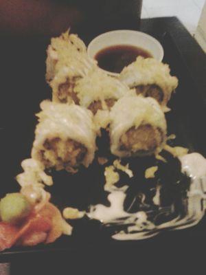 Sushi Rolls Dinner