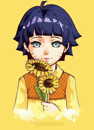 Himawari Uzumaki Naruto Himawariuzumaki Picture Sugoii Otaku EyeEm Gallery Instadaily Cheese First Eyeem Photo Great