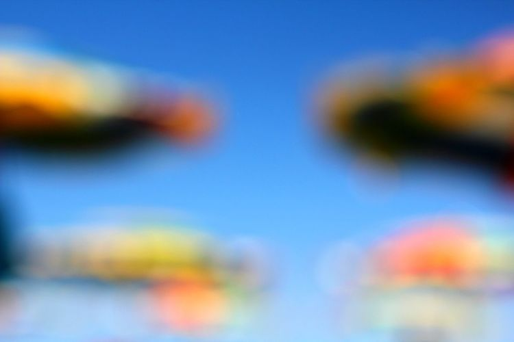 Abstract Abstract Backgrounds Blue Blurred Motion Body Part Close-up Day Defocused Illuminated Motion Multi Colored Nature Orange Color Outdoors People Selective Focus Sky The Still Life Photographer - 2018 EyeEm Awards The Traveler - 2018 EyeEm Awards The Creative - 2018 EyeEm Awards