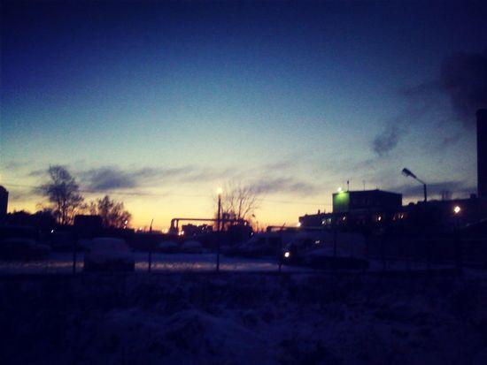 Cold Winter ❄⛄