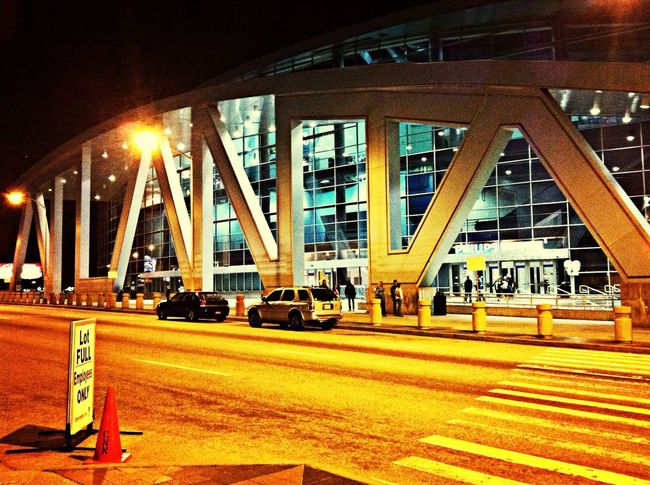 Philips Arena  City Downtown Architecture IPhone 4