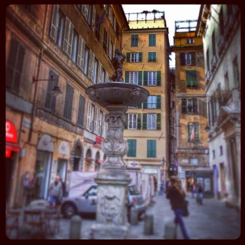 12 marzo 2014 Genova Genovacentro Loves_liguria Loves_genova loves_italia loves_street