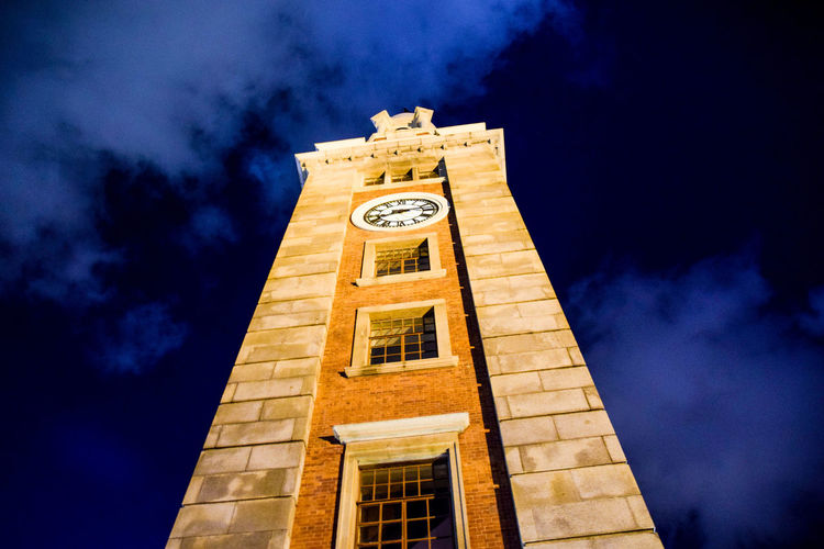 Architecture Building Building Exterior Built Structure Church Clock Tower Clocktower Clocktowerplaza Clocktowers Exterior Historic International Landmark Low Angle View Night Night Lights Night Photography Night View Nightphotography Nikon Nikonphotography Outdoors Place Of Worship Religion Spirituality Tower
