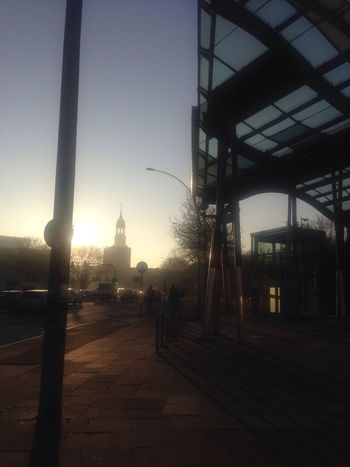 St Pauli in the morning. The Purist (no Edit, No Filter)