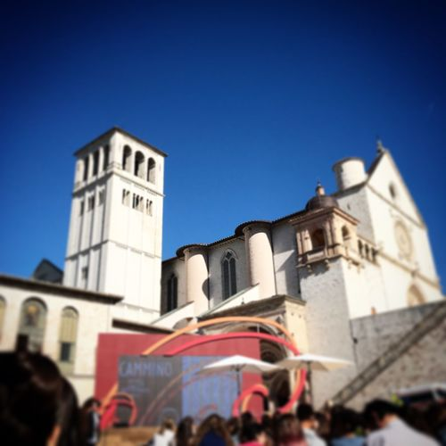 Day in Assisi city of peace Paint The Town Yellow The Week On EyeEm