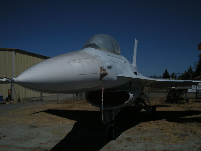 Aerospace Industry Air Force Airplane Day F-16 F-16 Fighting Falcon F16fightingfalcon Fighter Jet Military No People Outdoors