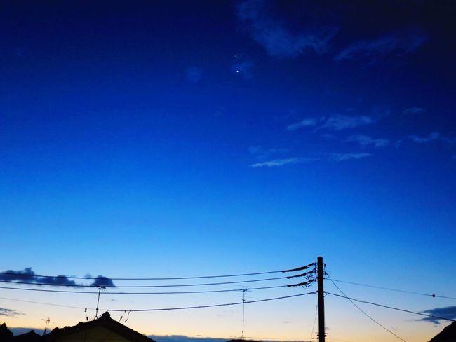 おはようございます。 おはよう Morning Star Canon S120