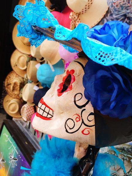 Catrina Mexico This Is México Colors Colorful Peña De Bernal Dead Tradition