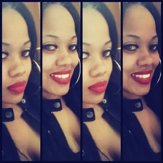 red lips;)