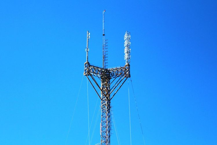 Broadcast Tower Blue Clear Sky Sky Outdoors Day No People Aerial View Aerial Photo Aerialphotography Aerial Photography EyeEmNewHere Atlanta, Georgia Georgia Atlanta Ga ATL Atlanta Urban Skyline Downtown District High Angle View Tower Broadcast Broadcasting Tower Aerial Shot City Structure