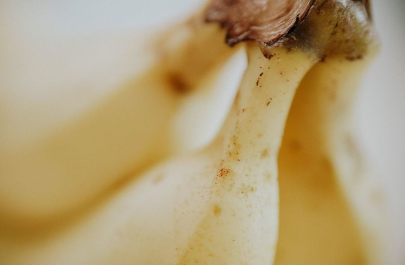 Macro shot of banana Close-up No People Freshness Day Fruits Banana Bananas Market A6000 Indoors  EyeEm Team EyeEm EyeEmBestPics Eyeemphoto Eyeemmarket EyeEm Best Shots EyeEm Gallery Clean Outdoors Editorial  Commercial