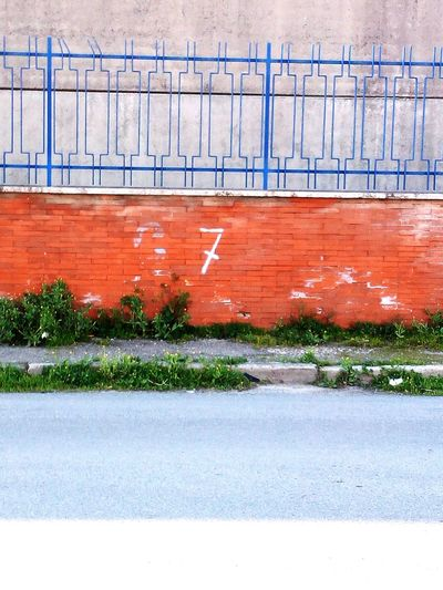 Stretphotography Picoftheday Running Number Seven Casuality Wall Art Outdoors